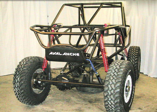 CHASSIS | BC Fabrication