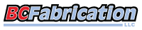 BC Fabrication logo
